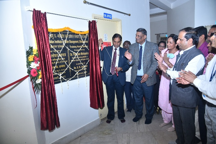 Training Hostel Inauguration...